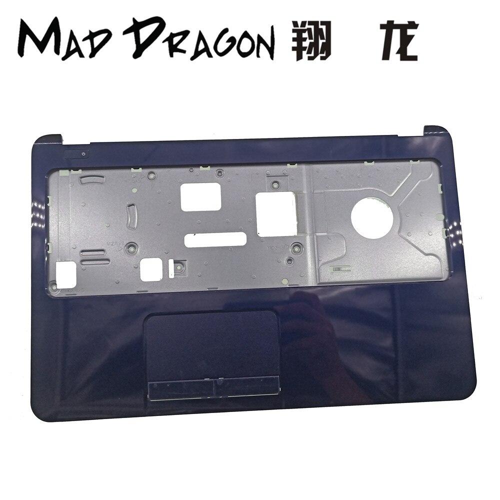 FOU DRAGON Marque nouvel Ordinateur Portable Capot Supérieur Pour HP Repose-poignets 15g 15-r 15-r132wm Repose-poignets Clavier Couverture 760960-001 AP14D000330
