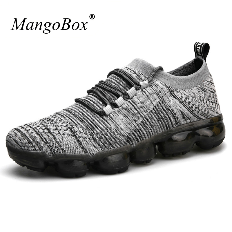 Mangobox Men Shoes Athletic Super Cool Men Running Shoes 2017 New Trend Brand Sport Shoes Men High Quality Mens Sports Trainers