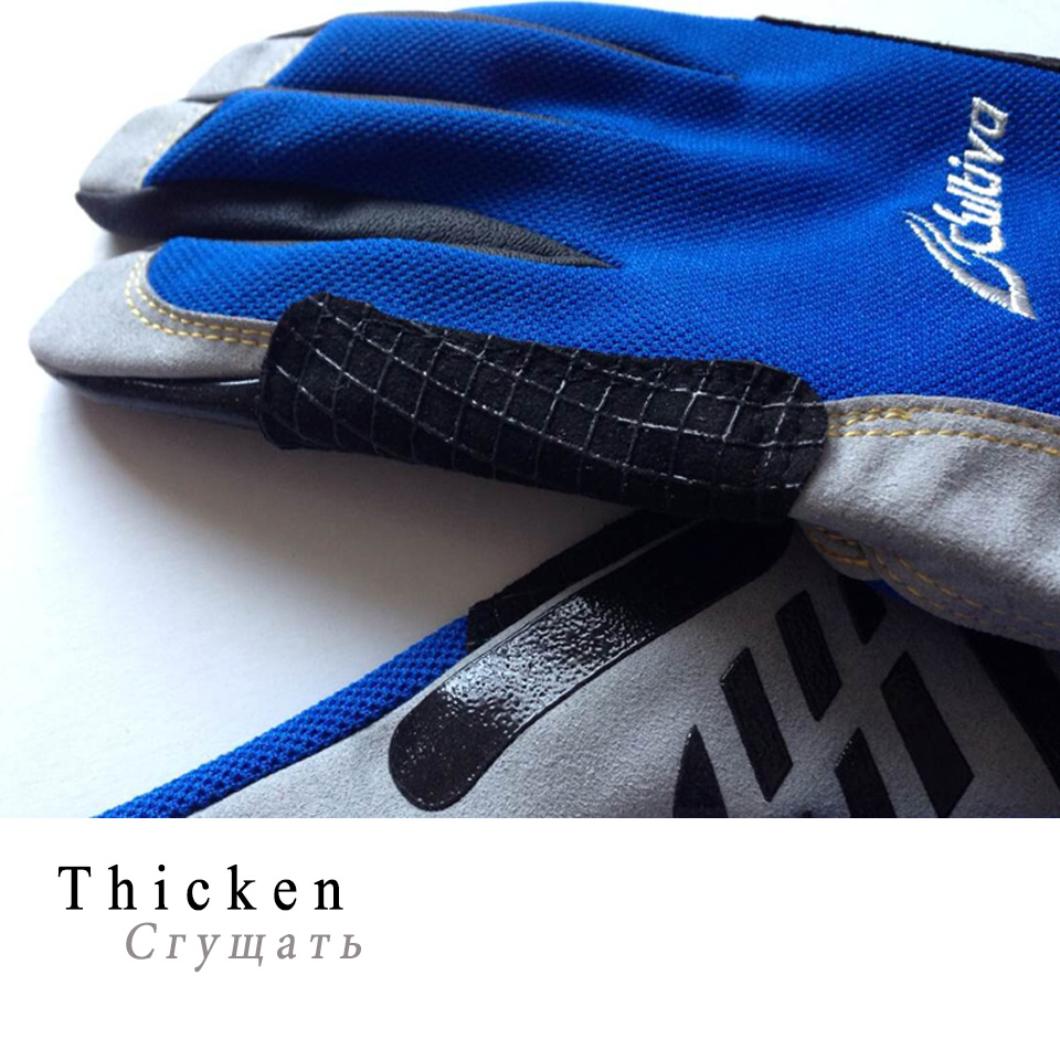 Fishing finger protector Fishing Gloves anti-cut with Imported sheepskin fingerless anti slip Waterproof gloves for fishing