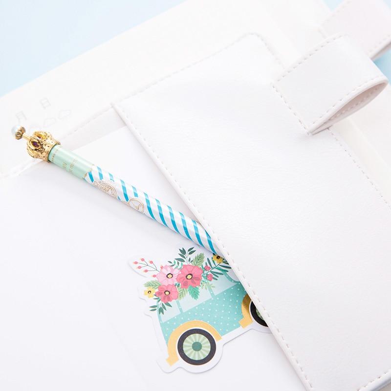 Lovedoki Notebook coreeană proaspătă Unicorn A5A6 personale - Blocnotesuri și registre - Fotografie 5