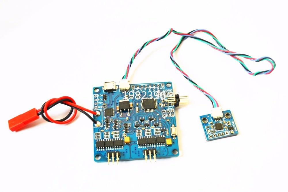 Новое поступление BGC3.1 бесщеточный карданный контроллер с датчиком 6050 для квадрокоптера мультикоптера