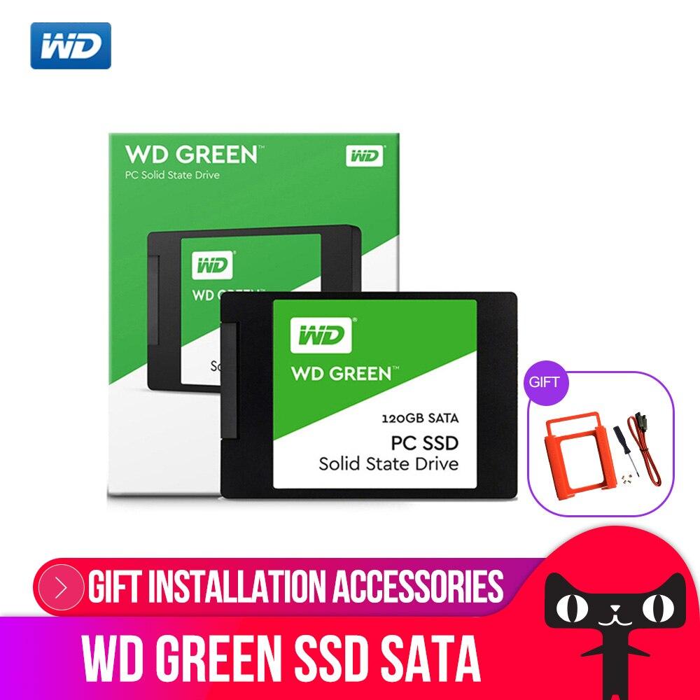 WD sabit 3 VERDE PC SSD de 240 GB SATA laptop interno hard disk drive interno hd notebook disco rígido disque 240 gb da Western Digital