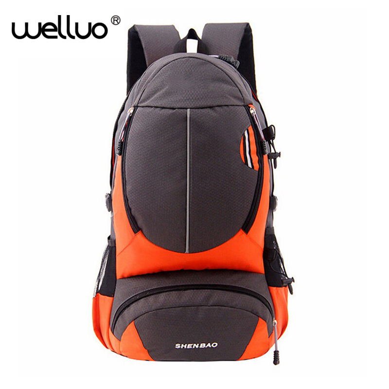 2017 Hot Mountaineering Bicycle Women Men Backpack Large Capacity Shoulder Bag Travel Men Military Laptop Rucksack Mochila XA86B 75l external frame support outdoor backpack mountaineering bag backpack men and women travel backpack a4809
