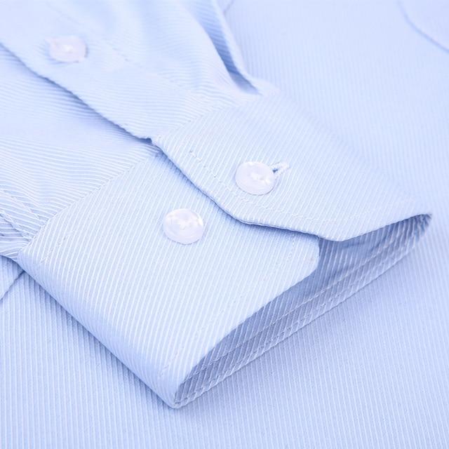 5e817708ad425 4XL 5XL 6XL 7XL 8XL Large Size Men's Business Casual Long Sleeved ...