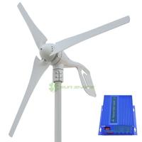 Free Shipping Small Wind Turbine Max Power 600w 700w Wind Solar Hybrid Controller 400w Wind Generator