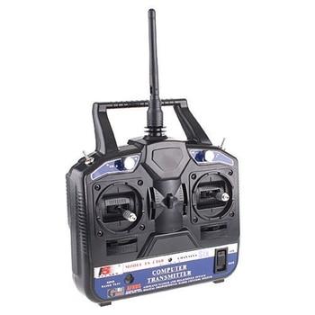 FlySky 2.4G FS-CT6B 6 CH Radio Model RC Transmitter Receiver Heli Glider