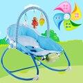Emperorship ребенка кресло-качалка placarders concentretor новорожденных шезлонги электрический балансировки