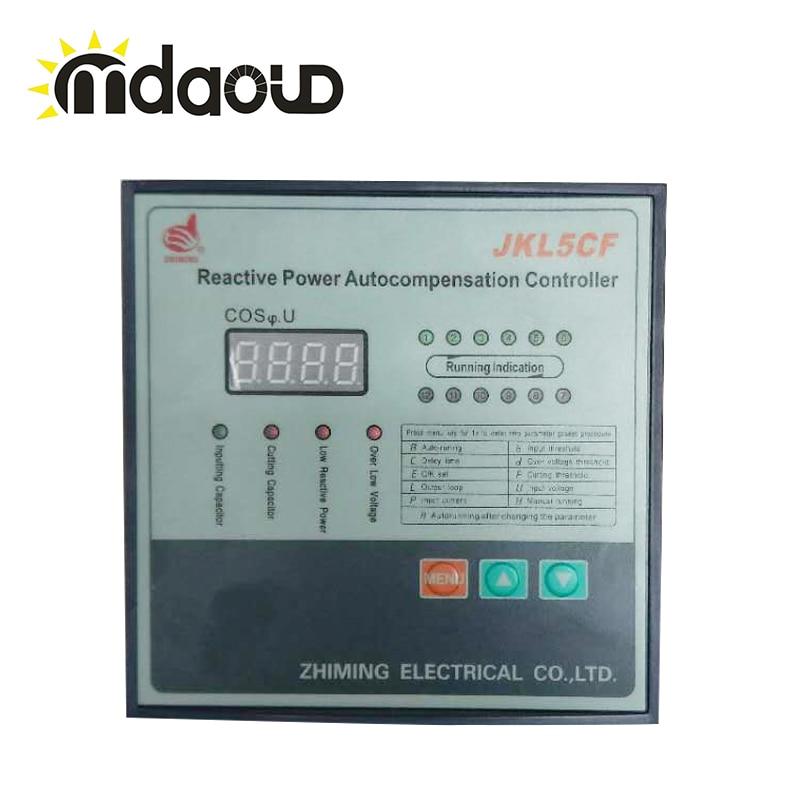 JKL1C Series Reactive power auto-compen sation controller 660V reactive power planning