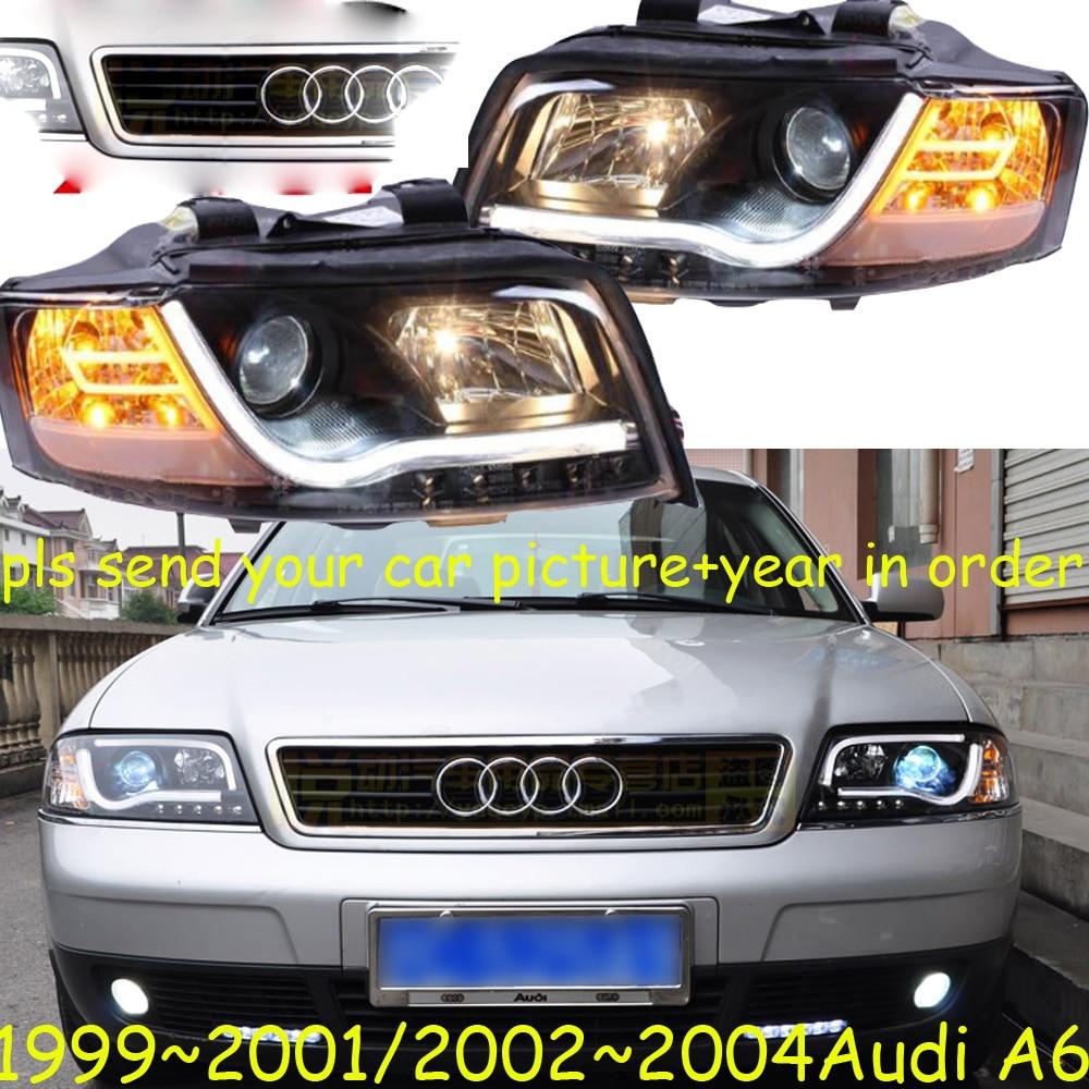 HID,1999~2004 Car Styling for Aude A6 Headlight,canbus ballast,A6 Fog lamp,A4,A5,A8,Allroad,Quattro,Q3,Q5,Q7,S3,A6 head lamp hid 2001 2004 car styling outlander headlight endeavor asx expo eclipse verada pajero triton outlander head lamp