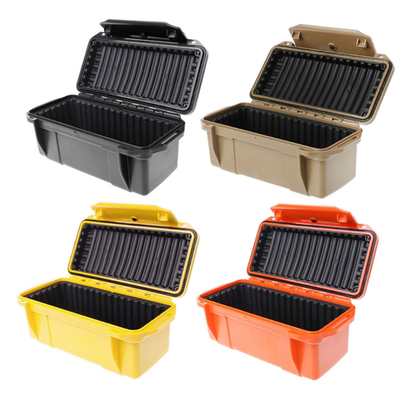 Tool Box Holder Storage Outdoor Shockproof Waterproof Box Airtight Case Storage Tools Sealed Containers