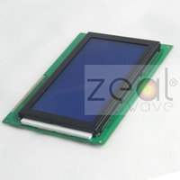 240128 Dot Matrix LCD Module With Blue LED Backlight 240 128 240x128