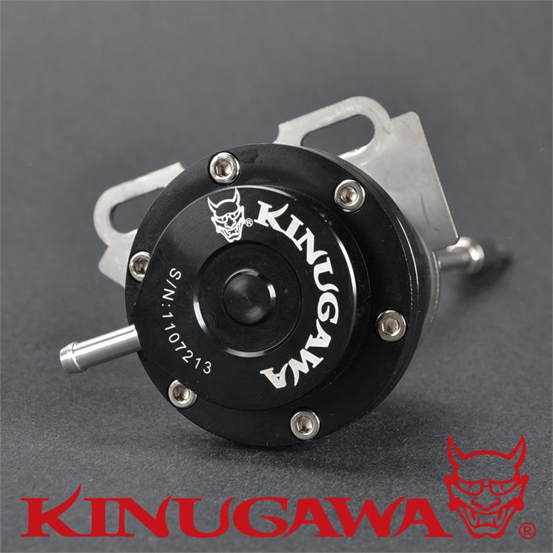 Kinugawa Adjustable Turbo Wastegate Actuator for SAAB 900 TE05-12B 49184-02000 1.0 bar / 14.7 Psi