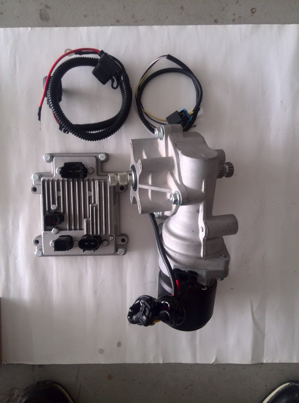 small resolution of utv 380w electric power steering of universal parts eps ecu wiring harness in atv parts accessories from automobiles motorcycles on aliexpress com