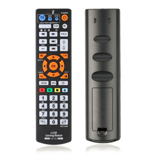 5pcs Universal Smart IR Remote Control With Learning Function Copy for TV CBL DVD SAT HI-FI VCR For L336 Replacement Controller urc 900 universal tv vcr hifi dvd cd cable satellite remote controller