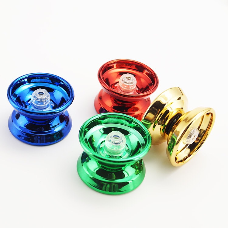 Alloy Yo-yo  Wire Control Metal Professional Yoyo With Ball Bearing Axle And Extra String Ring Butterfly Yoyo Toys For Children