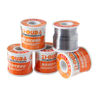 1pc Welding Wire 0.8/1.0/1.2/1.5/2.0mm Diameter Solder Wire Free Clean Rosin Core Solder Tin Low Melting Point Soldering Tools