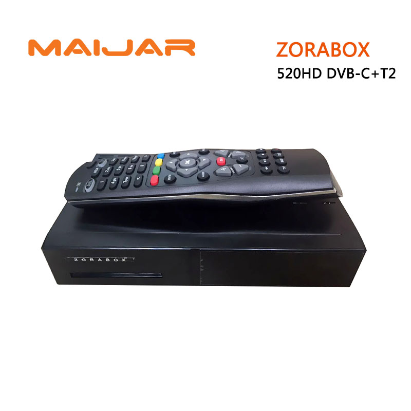 Enigma2 Digital Satellite Receiver ZORABOX 520HD Linux DVB-S2 DM520HD OEM H.265 streaming Full HD Decoder Cccam IPTV Openatv блендер погружной russell hobbs 21501 56