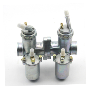 Image 5 - 100% original CJ K750 model 1 pairs Left and Right carburetor PZ28 case for bmw R1 M72  Ural