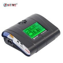HTRC HT106 AC/DC 3.2 inch Touch Screen 100W 10A RC Balance Charger/Discharger for Lilon/LiPo/LiFe/LiHV Battery