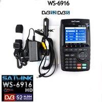Satlink ws6916 satfinder hd satlink ws 6916 DVB S2 Satellite Finder Satellite meter MPEG 2/MPEG 4 ws 6916