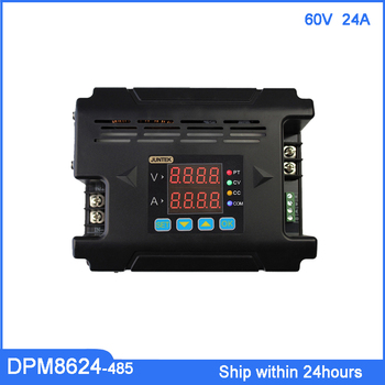Step-down Power Supply DPM8624-485 24A Constant Voltage Current Converter/Voltage Meter with LED Show RS485 Communication Port