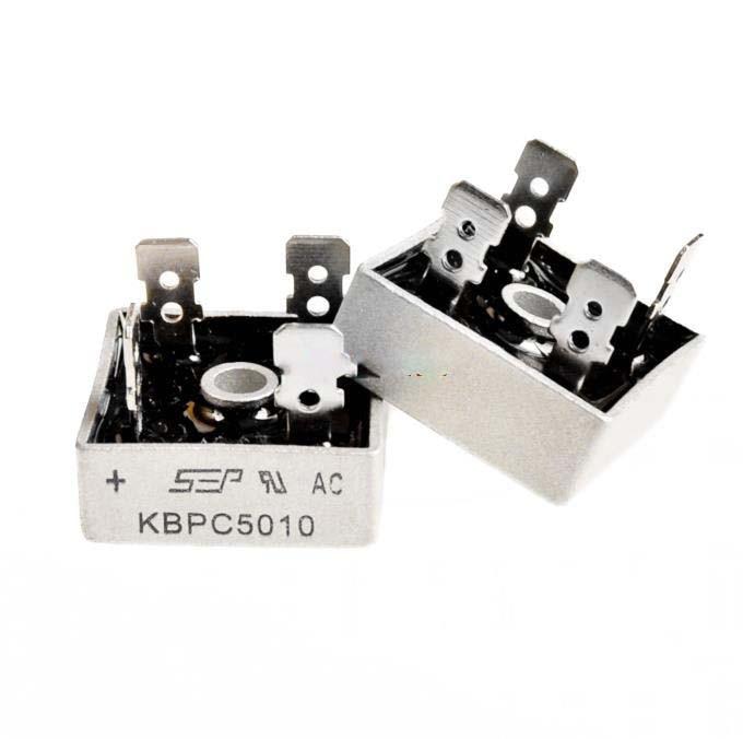 Wiring Diagram For A Bridge Rectifier : Kbpc bridge rectifier wiring diagram circuit