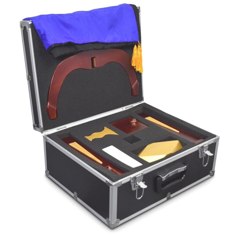 Table flottante carrée multifonction avec boîte Anti-gravité chandelier de Pot de fleur tours de magie étonnants accessoires d'illusion de magie de scène - 3