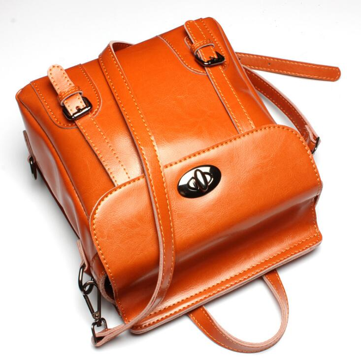 101317 hot new lady small vintage backpack female leather bag101317 hot new lady small vintage backpack female leather bag