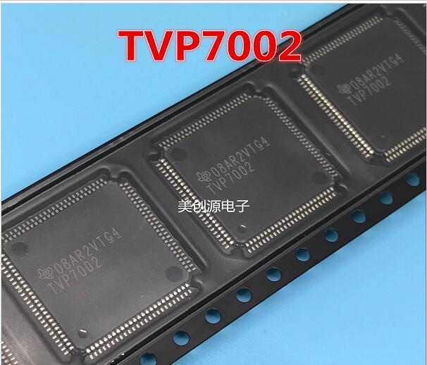 5pcs/lot   TVP7002PZP TVP7002 HTQFP-100 IC5pcs/lot   TVP7002PZP TVP7002 HTQFP-100 IC