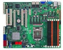 1156 гнездо ecc reg секонд-хенд оригинал для asus p7f-e/чн 3420 чип 1156-контактный ddr3 2 сетевая карта