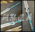 Espada de Arte En Línea Asuna Yuuki Asuna Arma espada de madera cosplay Atrezzo