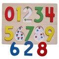 Деревянные игрушки для детей дети разведки развивающие игрушки мультфильм fallout-джон игрушка цифровой головоломки W135