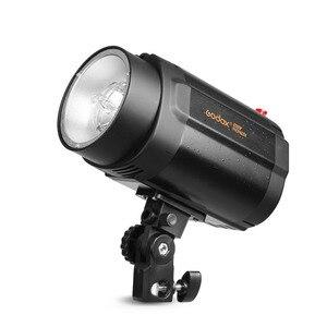 Image 2 - GODOX 160WS 160 Wát Pro Photography Đèn Chiếu Sáng Đầu Photo Studio Flash Speedlite Ánh Sáng Strobe 220 v/110 v