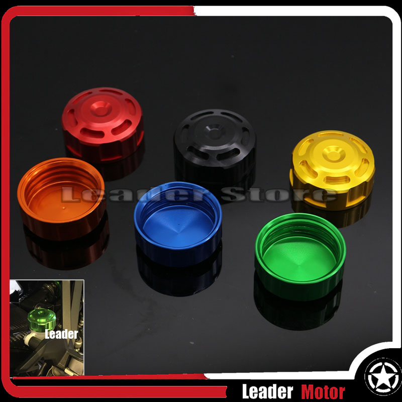 Hot sale Motorcycle Accessories Rear Brake Fluid Reservoir Cap Oil Cup For KAWASAKI Z800 Z1000 Z1000SX Z750 Z750R Z250 Z650 Z900 aftermarket free shipping motor parts for motorcycle 1989 2007 suzuki katana 600 750 billet oil brake fluid reservoir cap chrome