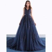 New Dark Nary Abendkleider 2017 Vestido De Festa Prinzessin Stil Formale Kleider Für Hochzeit Ballkleider Schnelles Verschiffen