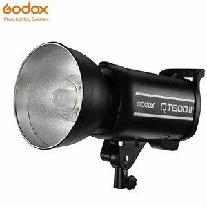 Godox QT600II 600 W 600WS GN76 1/8000 s Alta Velocidade de Sincronização do Flash Strobe Light com Construído em 2.4G Sistema Wireless|high speed sync|flash speed light|speed light -