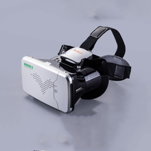 3Dhuanying 3D Glasses Mirror Virtual Reality VR Cinema Game Movie DVD