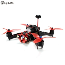 Nueva caliente eachine racer 250 pro fpv drone blheli_s 20a f3 5.8G 600 mw 32CH VTX 1000TVL Incorporado OSD Cámara PNP Cámara Drone