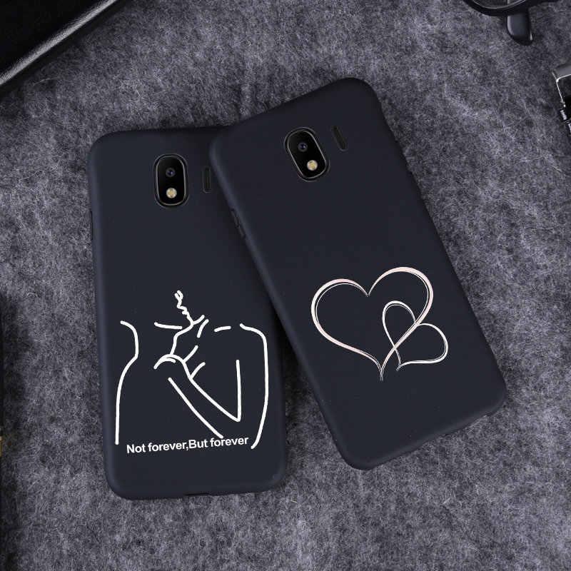 Чехлы-книжки J & R чехол для телефона для samsung Galaxy J4 2018 J400 J400F SM-J400F J 4 черный матовый мягкий термополиуретан с абстрактными линиями на заднюю панель с изображением флага США чехлы