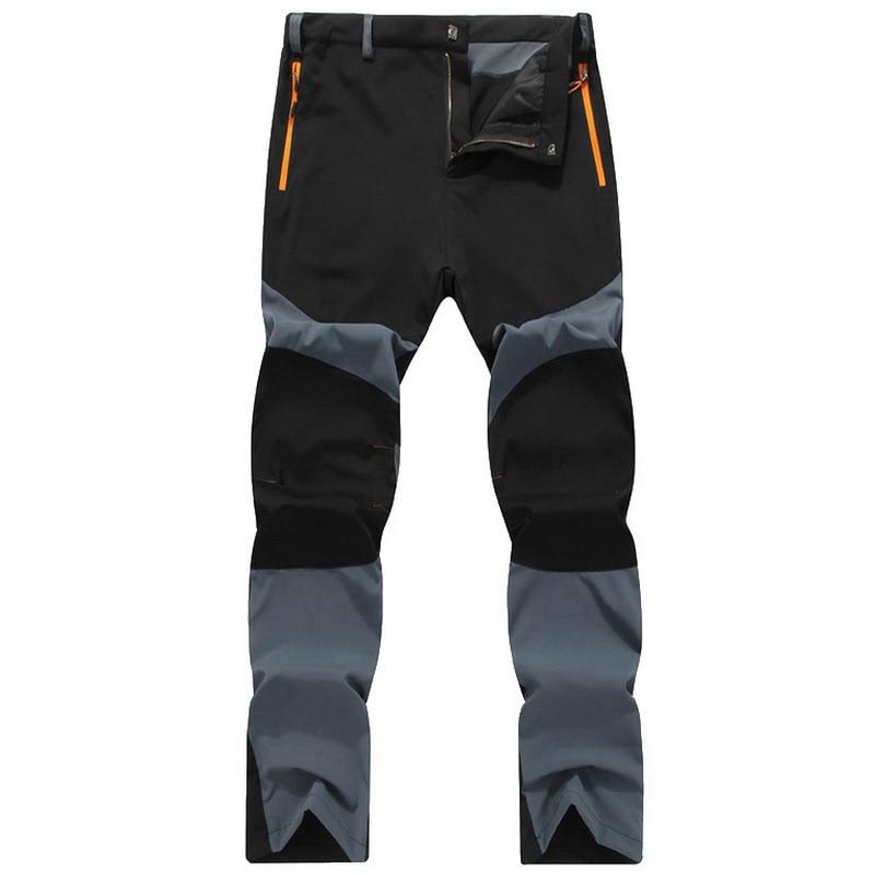 2018 Sommar Ultra Tunna Män Casual Byxor Army Grön Mäns Andas - Herrkläder - Foto 3