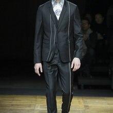 XS-6XL мужская одежда мода звезда GD волосы стилист индивидуальный дизайн костюм костюмы для певцов больших размеров