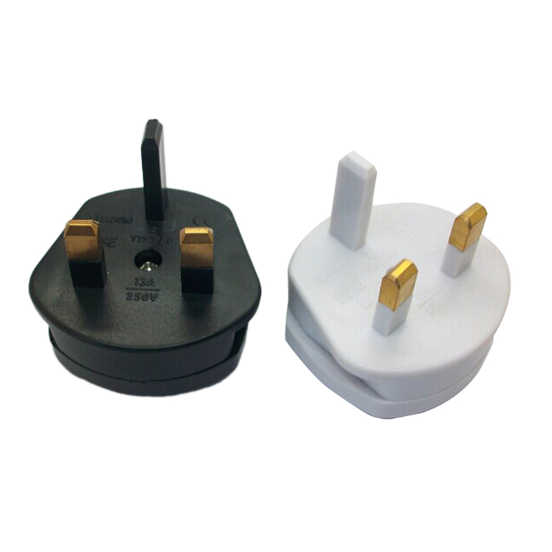 Multifunktionale UNS zu UK Stecker Adapter EU zu UK Stecker Stromrichter Stecker 2 <font><b>Pin</b></font> Sockel US zu UK Reise adapter image