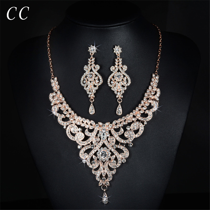 Aliexpress.com : Buy Vintage Jewelry Earring and Necklace ...