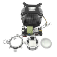 50W LED 50 Watt 395-400nm UV Ultra Violet High power LED +50W  AC85-265V driver  +heatsink lens  Kit