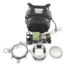 50W LED 50 Watt 395-400nm UV Ultra Violet High power +50W  AC85-265V driver +heatsink lens Kit