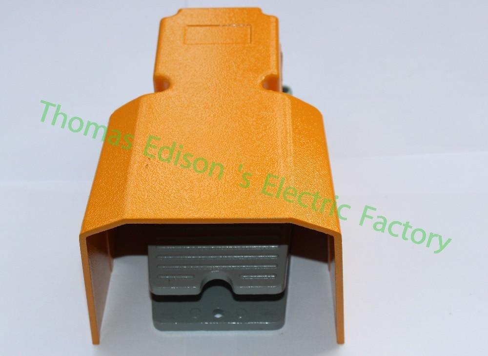DIANQI LTH Foot Switch Pedal Switch 15A AC 380V AC 250V 50HZ цена и фото