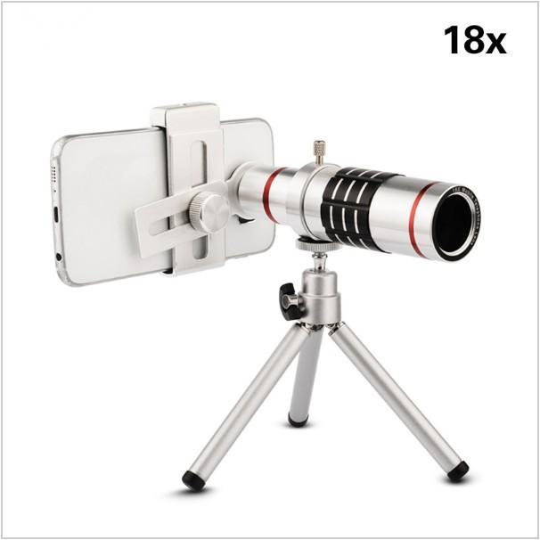 Universal-18X-Zoom-Optical-Telescope-With-Mini-Tripod-For-Samsung-iPhone-Xiaomi-Redmi-Note-Meizu-Mobile (5)
