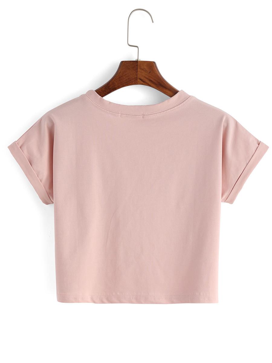 HTB1hLmORVXXXXa1XXXXq6xXFXXX3 - Womens Crop Tops Korean Style Harajuku T Shirt girlfriend gift ideas