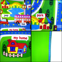 Baby Play Mat For Kids Rugs Carpet Large Size Safety