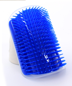 Pet Cat Self Groomer For Cat Grooming Tool Hair Removal Comb Dogs Cat Brush Hair